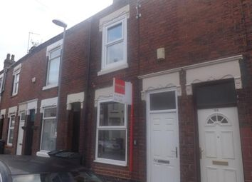 Thumbnail 3 bed terraced house for sale in Winifred Street, Stoke-On-Trent, Staffordshire