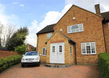 Thumbnail 4 bed end terrace house to rent in The Garth, Abbots Langley