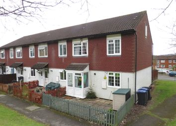Thumbnail 3 bed end terrace house for sale in Oak Close, Tidworth