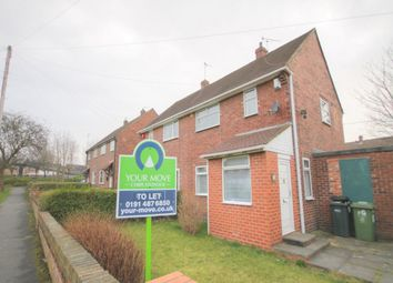 Thumbnail 2 bed semi-detached house to rent in Cole Gardens, Gateshead