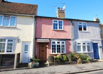 Thumbnail 2 bed terraced house for sale in Bengeo Street, Hertford