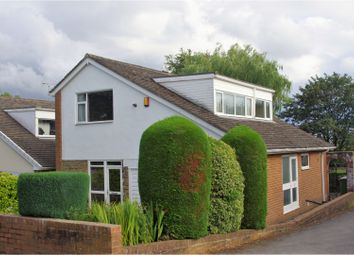 Thumbnail 4 bed detached house for sale in The Drive, Alwoodley