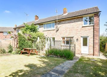 Thumbnail 3 bed semi-detached house for sale in Kersey Crescent, Newbury