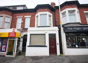 Thumbnail 3 bed maisonette for sale in Dickson Road, Blackpool