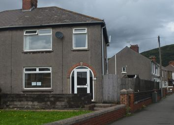 Thumbnail 3 bed semi-detached house for sale in Morfa Road, Port Talbot