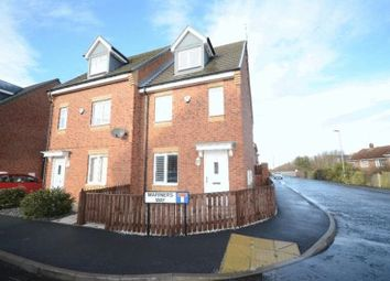 Thumbnail 3 bed semi-detached house for sale in Mariners Way, Seaham