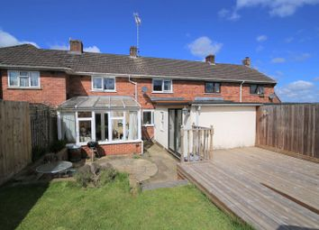 Thumbnail 3 bed terraced house for sale in Hermes Avenue, Tiverton