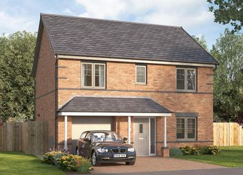 "Thumbnail 4 bed detached house for sale in ""The Abbotsbury"" at Longwall Road, Pontefract"
