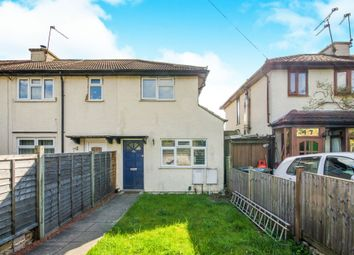 Thumbnail 2 bed end terrace house for sale in Hornhill Road, Maple Cross, Rickmansworth