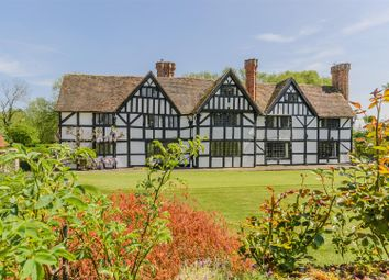 Thumbnail 5 bed country house for sale in Harrow Lane, Himbleton, Droitwich Spa, Worcestershire