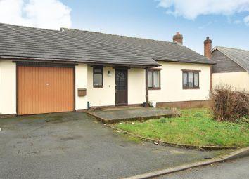 Thumbnail 4 bedroom detached house for sale in Llandegley, Llandrindod Wells