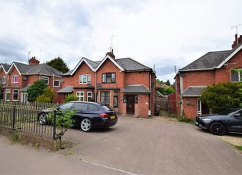 Thumbnail 3 bed semi-detached house for sale in Weedon Road, Northampton