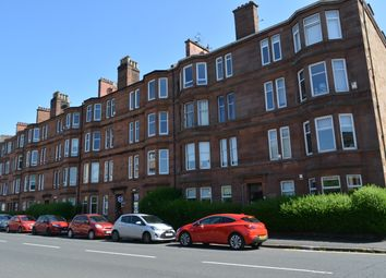 Thumbnail 2 bed flat for sale in Kings Park Road, Glasgow