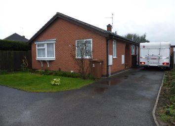 Thumbnail 2 bed detached bungalow for sale in Cheltenham Close, Central, Peterborough