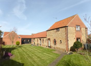 Thumbnail 3 bed detached house for sale in Hazeland Steading, Morton, Nr Bourne, Lincs