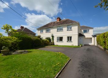 Thumbnail 4 bed semi-detached house for sale in Fillymead, Marnhull, Sturminster Newton
