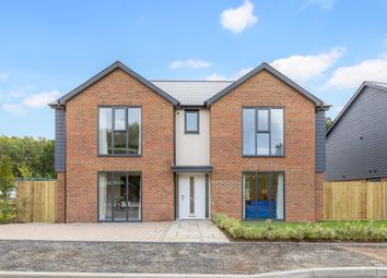 Thumbnail 4 bed detached house for sale in Ditchling Common, Burgess Hill