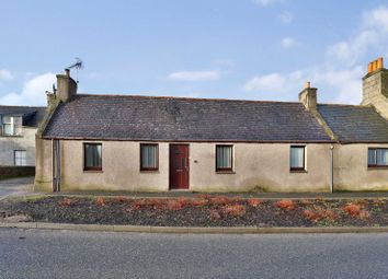 Thumbnail 4 bed cottage for sale in High Street, New Pitsligo, Fraserburgh, Aberdeenshire