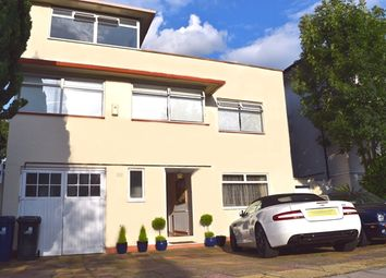 Thumbnail 4 bed detached house to rent in Corringway, London