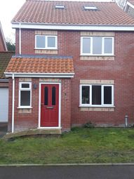 Thumbnail 4 bed detached house to rent in Amos Bacon Close, Norwich