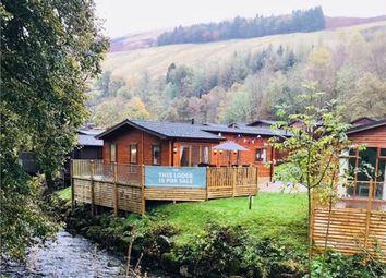 Thumbnail 2 bed mobile/park home for sale in Beckside 40, Limefitt Park, Windermere
