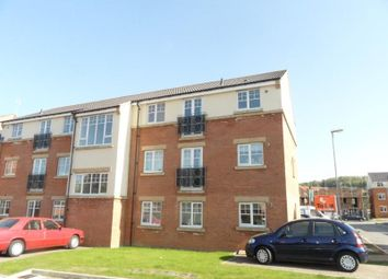 Thumbnail 2 bed flat to rent in Sanderson Villas, St James Village, Gateshead
