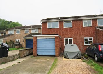 Thumbnail 3 bed semi-detached house for sale in Beech Close, Ross-On-Wye