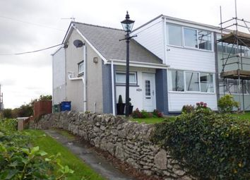 Thumbnail 3 bed semi-detached house for sale in Tynygongl, Benllech, Anglesey, North Wales