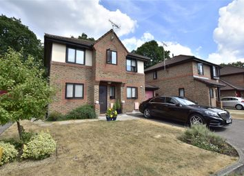 Thumbnail 4 bed detached house for sale in Clarence Way, Horley, Surrey