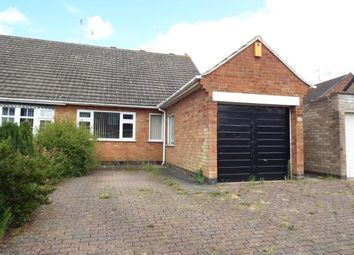 Thumbnail 3 bed bungalow for sale in Elsalene Drive, Groby, Leicester, Leicestershire
