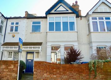 Thumbnail 4 bed terraced house for sale in Woodstock Avenue, London