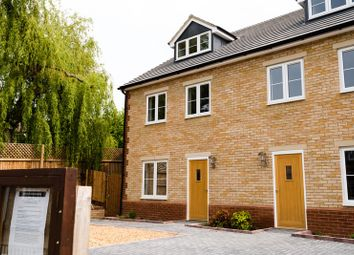 Thumbnail 4 bedroom semi-detached house for sale in High Street, Bozeat, Northamptonshire
