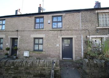 Thumbnail 3 bed terraced house for sale in Marple Road, Chisworth, Glossop, Derbyshire, Glossop