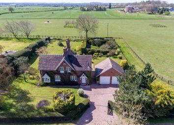High Hatton, Shawbury, Shrewsbury SY4. 4 bed detached house for sale