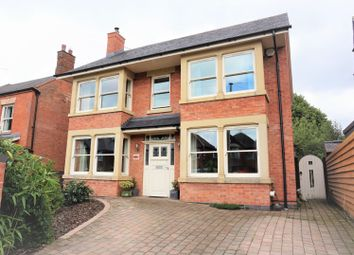 Thumbnail 5 bedroom detached house for sale in Main Road, Wilford