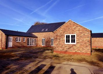 Thumbnail 4 bed country house for sale in Main Road, Church End, Parson Drove, Cambridgeshire
