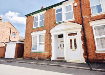 Thumbnail 4 bed end terrace house for sale in Newman Street, Kettering