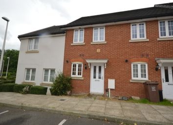 2 bed terraced house for sale in Silver Streak Way, Rochester, Kent ME2