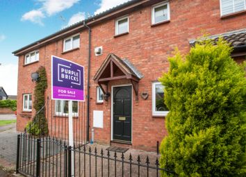 Thumbnail 2 bed terraced house for sale in Abenberg Way, Brentwood