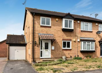 Thumbnail 3 bed semi-detached house for sale in Cippenham, Slough, Berkshire