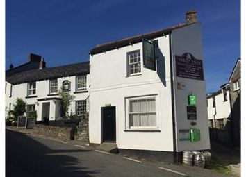 Thumbnail Pub/bar for sale in The Ship Inn, Fore Street, Lerryn, Cornwall