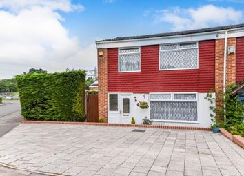 Thumbnail 3 bed end terrace house for sale in Francis Walk, Northfield, Birmingham, West Midlands