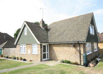Thumbnail Detached bungalow for sale in Lavant Close, Bexhill-On-Sea