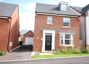 Thumbnail 4 bed property for sale in Bircham Drive, Coleford
