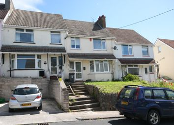 Thumbnail 3 bed terraced house to rent in Maidenway Road, Paignton, Devon