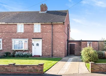 Thumbnail 3 bed semi-detached house for sale in Fieldside Road, Pulloxhill