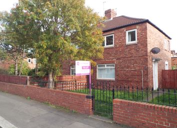 Thumbnail 3 bed semi-detached house to rent in Fire Station Houses, Victoria Road West, Hebburn