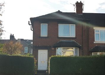 Thumbnail 3 bed end terrace house for sale in City Road, Stoke-On-Trent