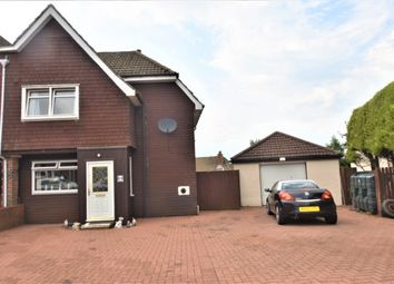 Thumbnail 2 bed semi-detached house for sale in Midfield Road, Coalburn