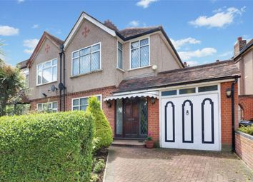Thumbnail 3 bed semi-detached house for sale in Park Crescent, Harrow, Middlesex